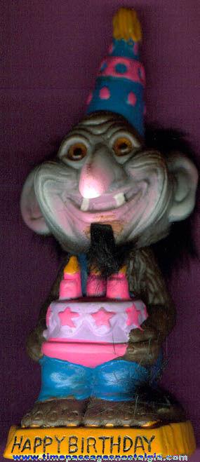 ©1972 Berries Nodder Troll Figure
