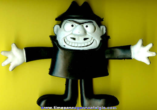 �1972 Boris Badenoff Character Bendy Figure