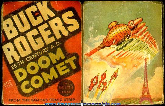 ©1935 Buck Rogers Whitman Big Little Book