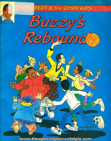 Fat Albert & Cosby Kids Promotional Comic Book