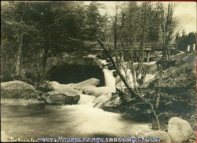 Old Basin At Franconia Notch, New Hampshire Photograph