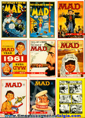 (44) ©1992 MAD Magazine Bubble Gum Trading Cards