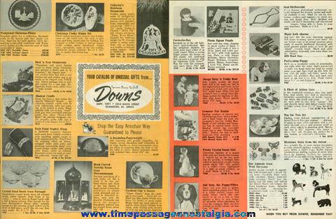 ©1971 Norman Downs Kimball Downs Novelty Catalog