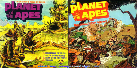 ©1974 Planet Of The Apes Record Album