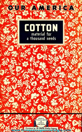 ©1943 Coca Cola Sticker Book With All (20) Colorful Unused Stickers