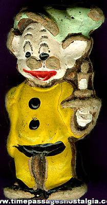 ©1938 Painted Walt Disney Enterprises Snow White Dopey Pin