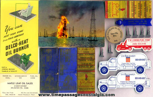 (20) Oil & Oil Well Related Items