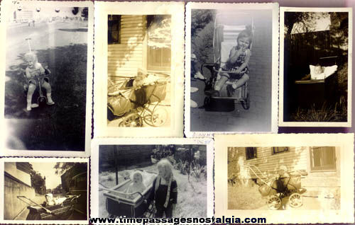 (23) Old Baby Buggy / Carriage Photographs