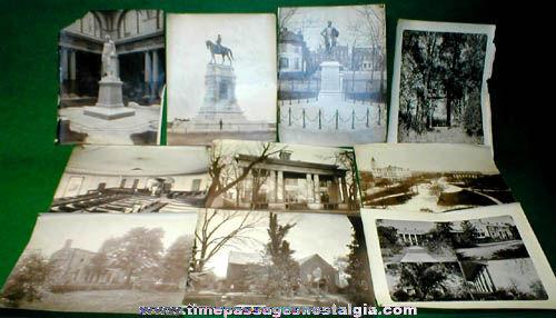 (42) Old Mt. Vernon & Richmond, Virginia Historical Photographs