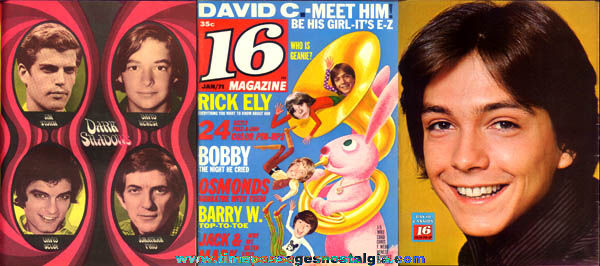 16 Magazine January 1971 Issue