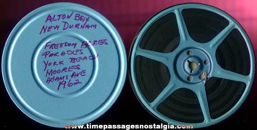 1962 8mm Home Movie Reel