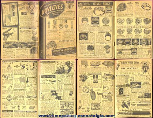 1941 Johnson Smith & Company Novelty Catalog