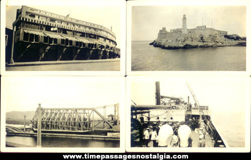 (83) Old Ship Voyage Photographs & Negatives