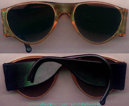 Unusual Old Retro Pair of Sun Glasses