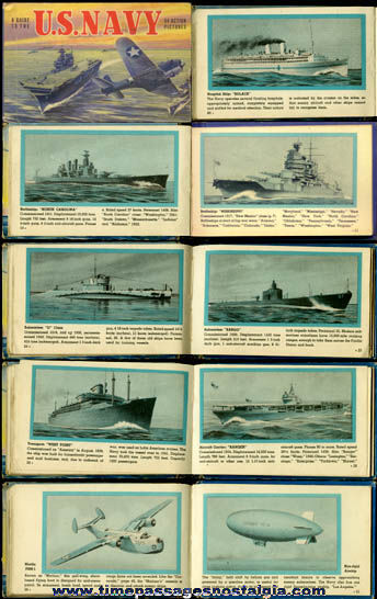 ©1942 Guide Book To The U.S. Navy Book