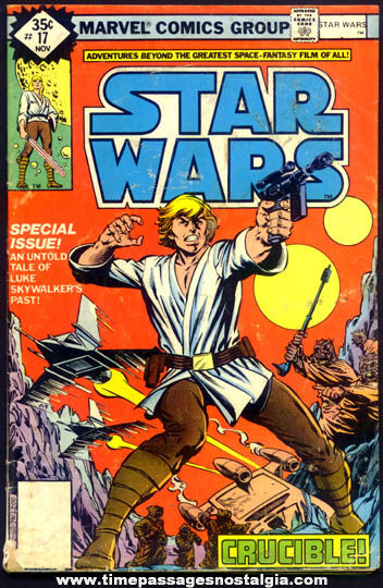 ©1978 Star Wars #17 Marvel Comics Comic Book