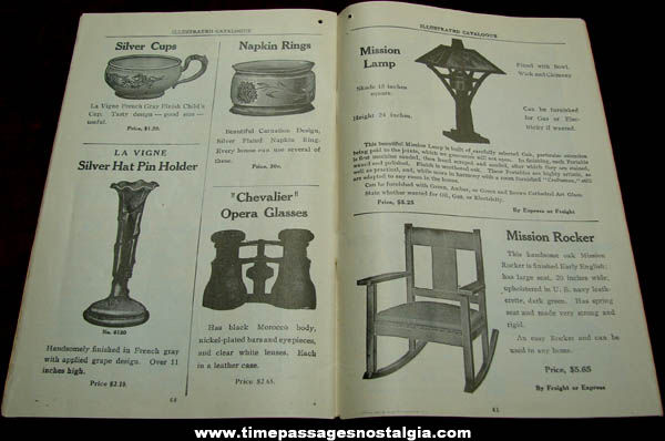 Old Union Specialty Company Kitchen & Household Gadget Advertising Catalog