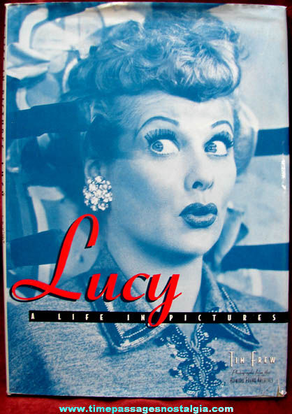 ©1996 ''Lucy - A Life In Pictures'' Hard Cover Book