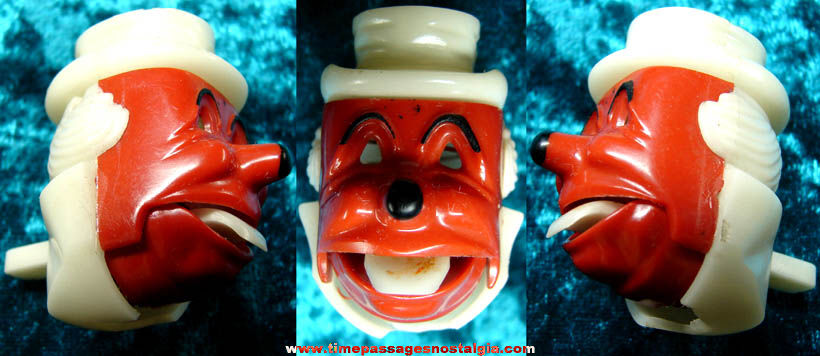Small Old Bringing Up Father Jiggs Comic Strip Character Mechanical Novelty Toy
