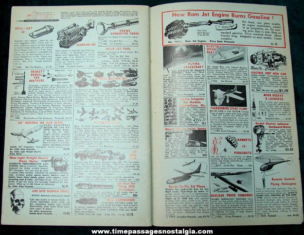 Old Johnson Smith Company Novelty Advertising Catalog