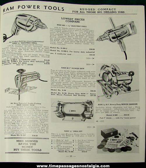 1950s Mike Munves Arcade Game Machine Amp Supply Catalog