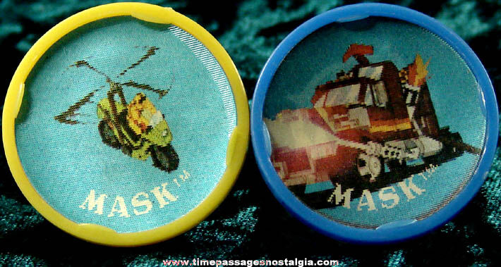 M A S K Cartoon Characters : Different m a s k cartoon character toy premium