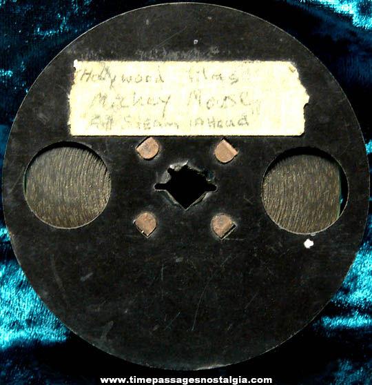 ©1934 Mickey's Steamroller Walt Disney Mickey Mouse 16mm Movie Film