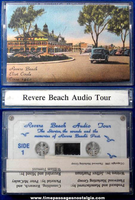 Old Revere Beach Massachusetts Audio Tour Cassette Tape