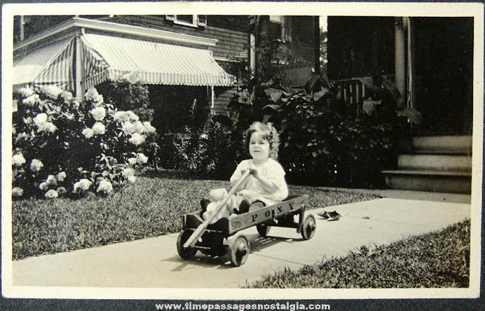 1915 - 1918 Childrens Photo Album With (276) Photographs