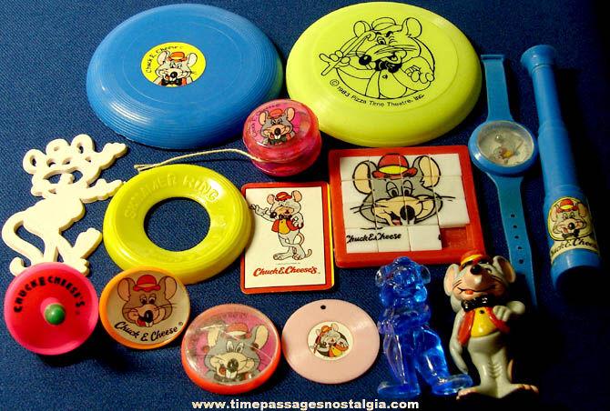 1990s arcade prizes
