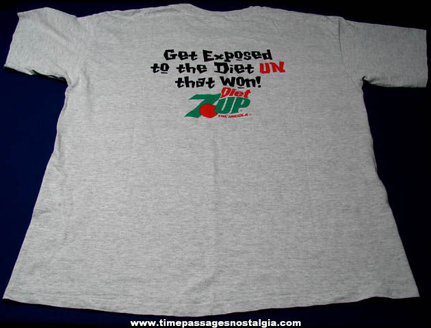 ©1995 Northern Exposure Television Show Advertising T-Shirt