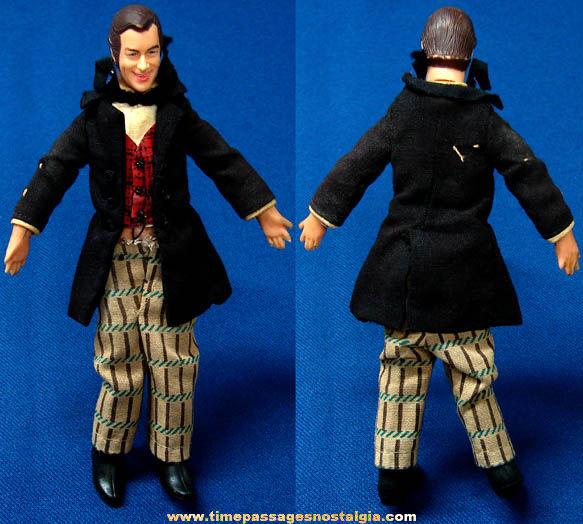©1967 Mattel Dr. Dolittle Character Bendy Figure Doll