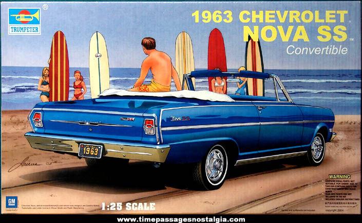 Chevy Nova SS Convertible Trumpeter (WIP) F913novamodela