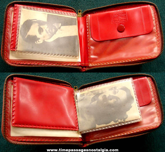 Colorful ©1949 Henry & Henrietta Comic Strip Character Childs Wallet