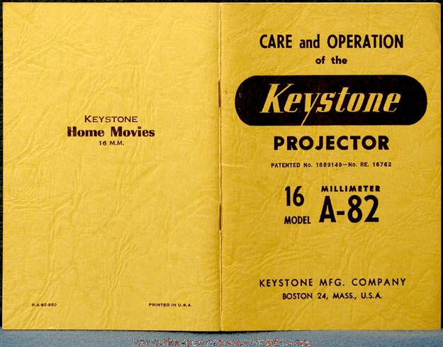 keystone owners manual