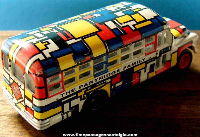 @smithy* | Flickr - Photo Sharing! |Partridge Family Bus Pattern