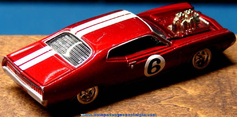 1970 Ford Torino Johnny Lightning Diecast Miniature Toy Car