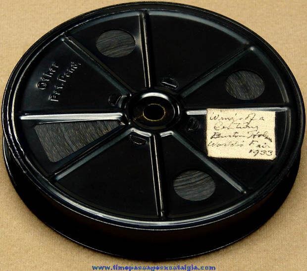 1933 - 1934 Chicago Century of Progress World's Fair 16mm Burton Holmes Film