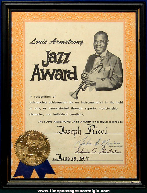 an analysis of the influence of jazz musician louis armstrong Louis armstrong's version of west end blues was recorded in for jazz musicians has been the subject of more analysis than any other performance in jazz.