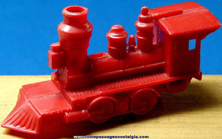 Old Cracker Jack & Kellogg's Cereal Premium Elmar Train Engine Whistle Toy