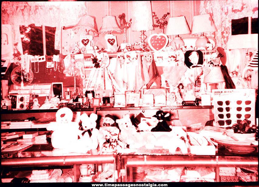 (2) United States Military World War II South Pacific Air Strip Souvenir Shop Photograph Negatives
