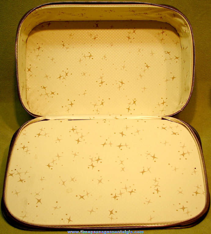 ©1962 20th Century Fox Television Series Margie Character Advertising Suitcase