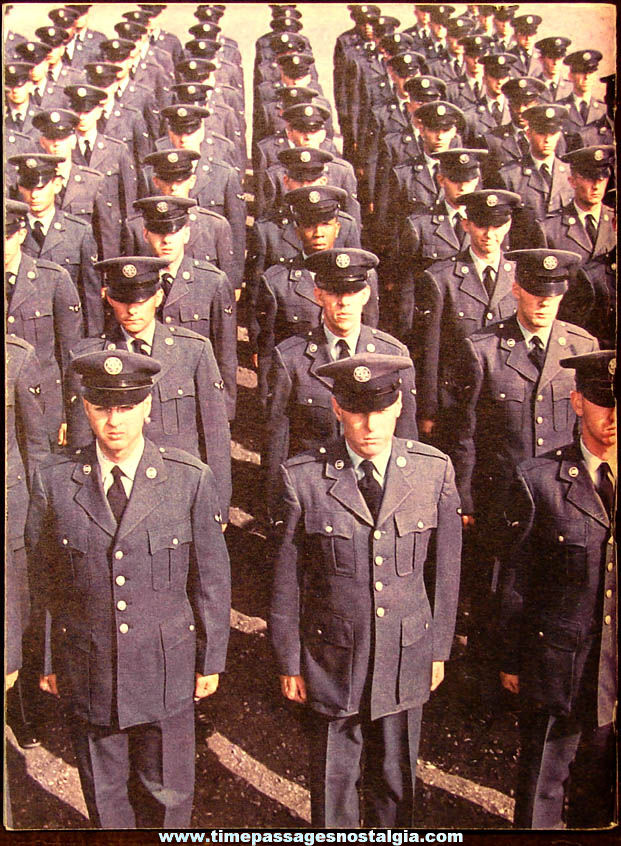 1950s My Life At Lackland 3700th Military Training Wing U.S. Air Force Base Book