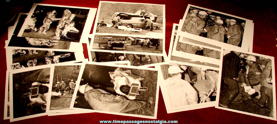 (246) ©1970 & 1971 Conway New Hampshire Fire Department & Rescue Squad Photographs