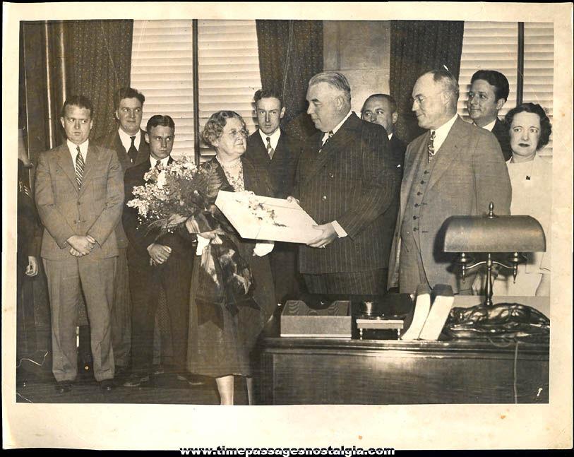 (5) 1937 – 1957 Boston Massachusetts Police Department Related Photographs
