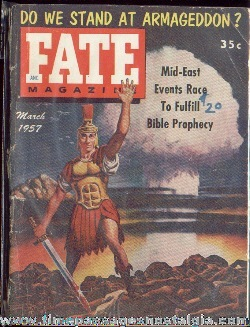 unexplained fate essay