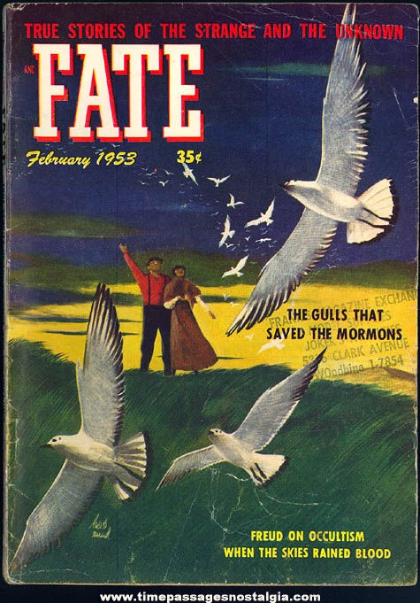 FATE Magazine - February 1953