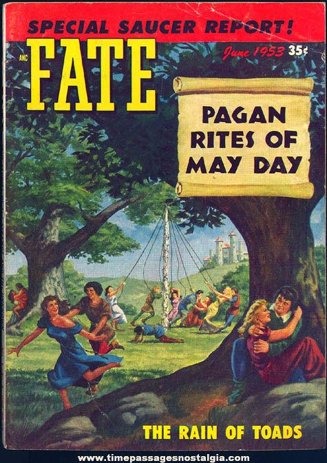 FATE Magazine - June 1953