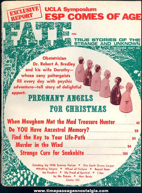 FATE Magazine - December 1969